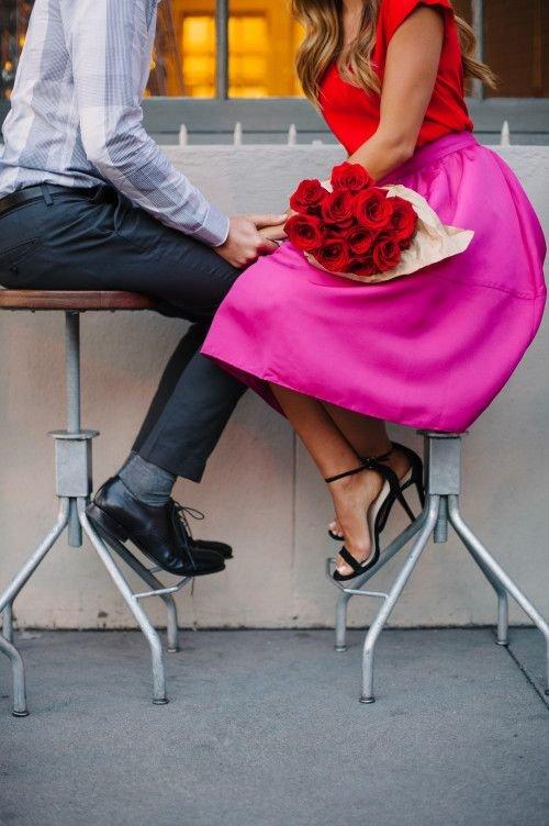 Magas lány randi rövidebb srác